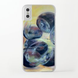Dreams of Progeny Clear iPhone Case
