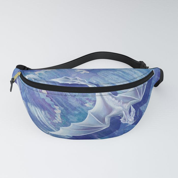Ice Dragon Fanny Pack