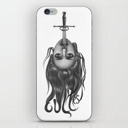 Sword Swallower iPhone Skin