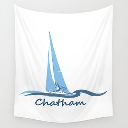 Chatham, Cape Cod Wall Tapestry