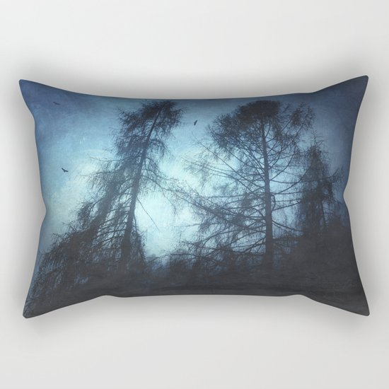dark knights Rectangular Pillow