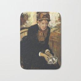 Mary Cassatt Bath Mat