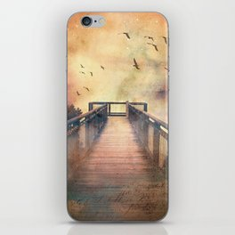 The Mountains Beckon Me iPhone Skin