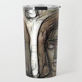Double Face Travel Mug