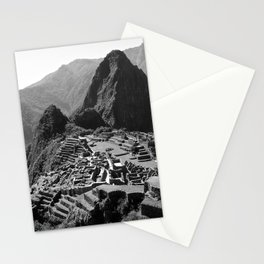 Machu Picchu v.2 Stationery Cards