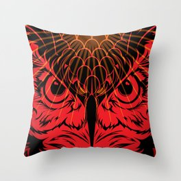 All Knowing Throw Pillow