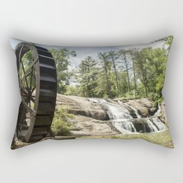 water wheel Rectangular Pillow