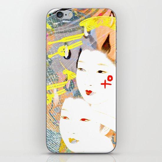SYNTHESIZE iPhone & iPod Skin