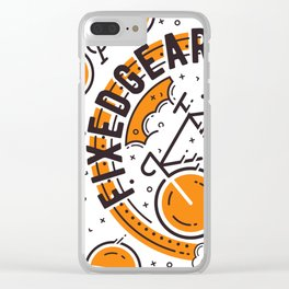 FIXEDGEAR Clear iPhone Case