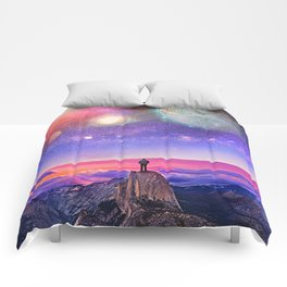 Whatever's Out There Comforters