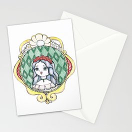 green&red Stationery Cards