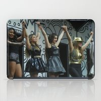 fifth harmony iPad Cases featuring Fifth Harmony by Halle