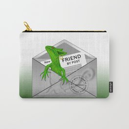 New friend by post Carry-All Pouch