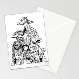 The Dark Crystal - Gelflings, Skeksis, and Mystics Stationery Cards