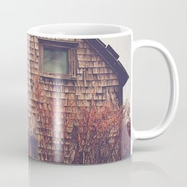 She Created Stories About Abandoned Houses Coffee Mug