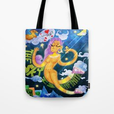 The Sky is Infinite Tote Bag
