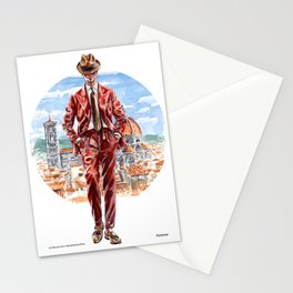 The Florentine Man Stationery Cards