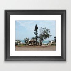 Venturos Framed Art Print