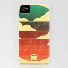 Go West iPhone (4, 4s) Slim Case