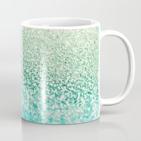 mint Mugs featuring MINT by Monika Strigel®