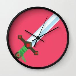 Magic Sword Wall Clock