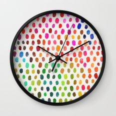 fava 2  Wall Clock