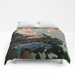 aquaglitch Comforters