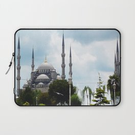 Blue Mosque - Istanbul Laptop Sleeve
