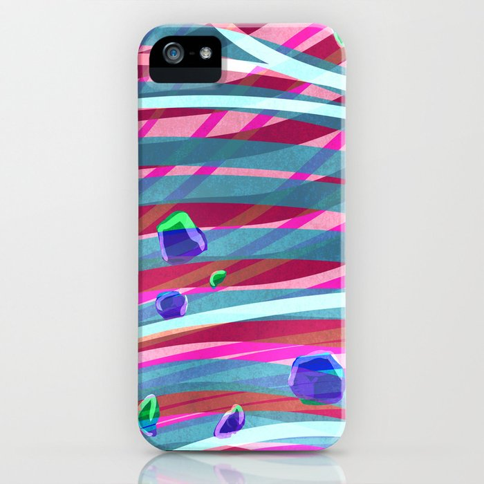 Peacefully iPhone Case