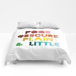 Poor & Obscure Comforters