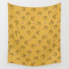 Night flight Wall Tapestry