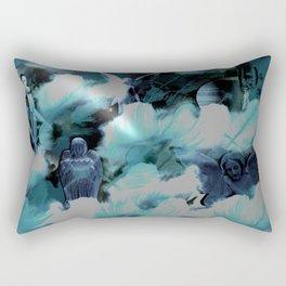 Angel Prayers Rectangular Pillow