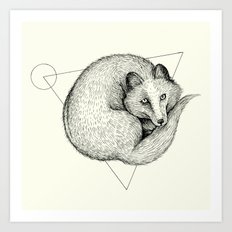 'Wildlife Analysis V' Art Print