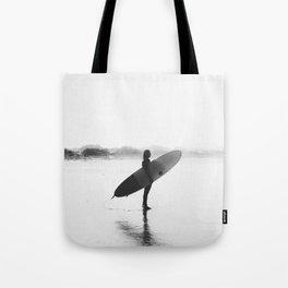 LETS SURF Tote Bag