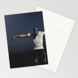 Man Just do it Stationery Cards