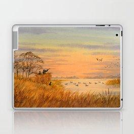 Duck Hunters Calling Laptop & iPad Skin