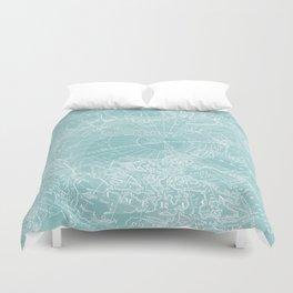 Polar Chill Duvet Cover
