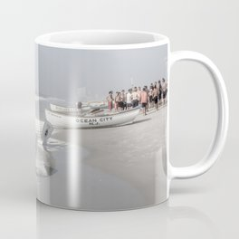 Beach Patrol Brigantine Coffee Mug