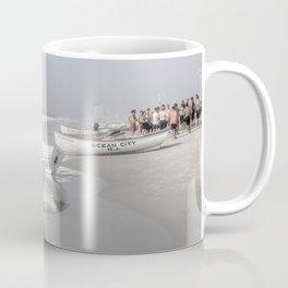 Beach Patrol Brigantine Coffee Mug