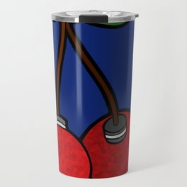 Cherrie Bombs Travel Mug