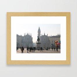 Torino Framed Art Print