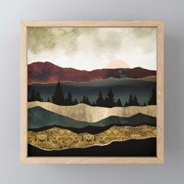 Early Autumn Framed Mini Art Print
