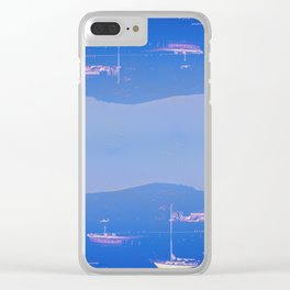 You Float My Boat Clear iPhone Case