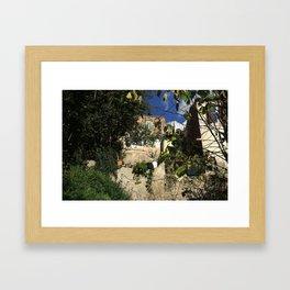 Thessaloniki VII Framed Art Print
