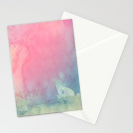 Rose and Serenity Stationery Cards