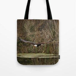 Fishin Mission Tote Bag
