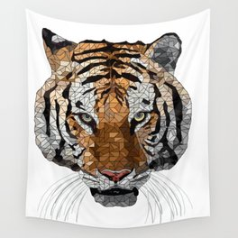 Rama the Tiger Wall Tapestry