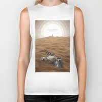 "transformer Biker Tanks featuring ""I think we just found a Transformer"" by s2lart"