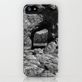 Hole In The Wall iPhone Case
