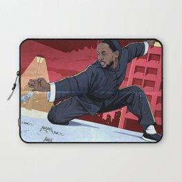 Kung Fu Kenny Laptop Sleeve